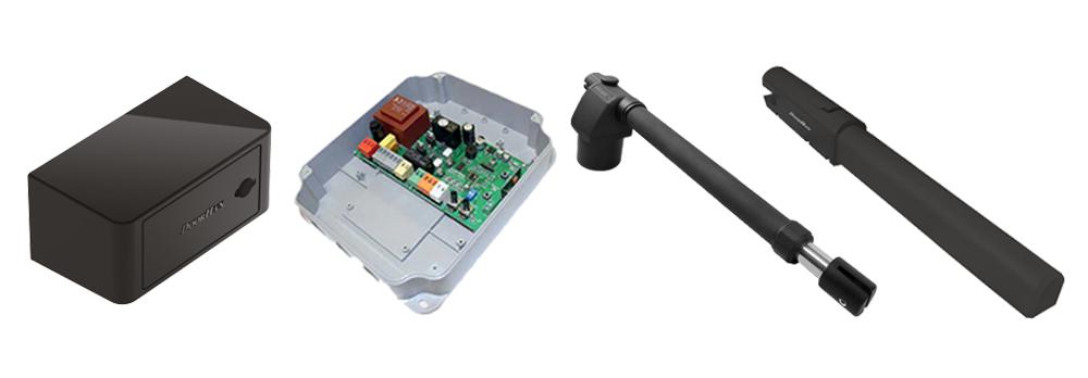 Блок управління автоматикою для розпашних воріт Doorhan
