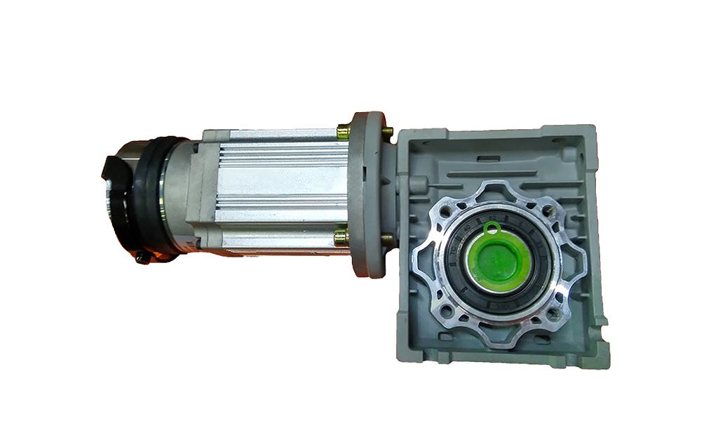 Новый привод DoorHan Servo для скоростных ворот