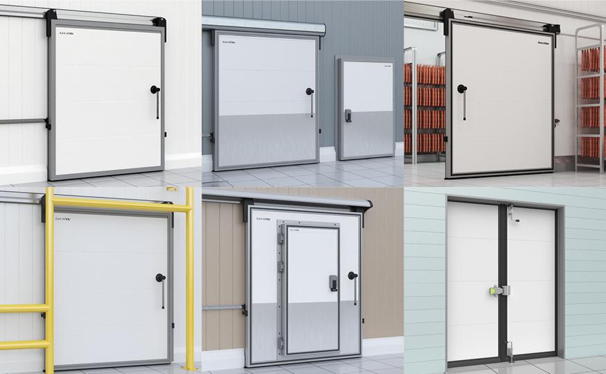 Изменение цен на холодильные двери DoorHan