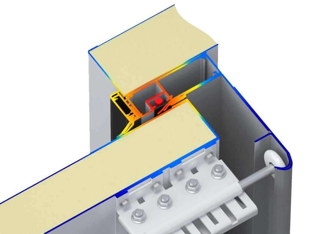 ISD ThermalPro: надежная герметизация для морозильных камер