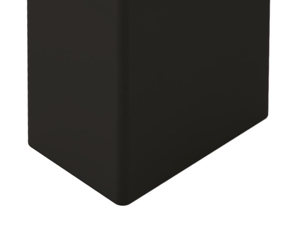 Стойка из стального листа толщиной 1,5 мм
