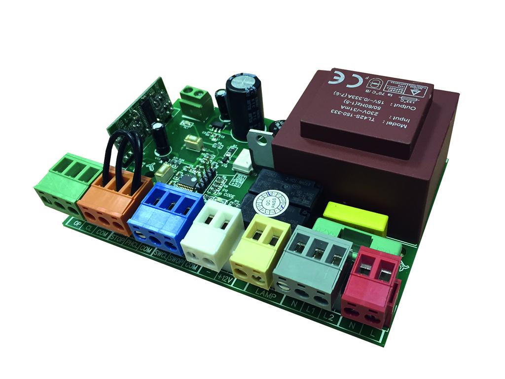 Блоки управления вальными приводами