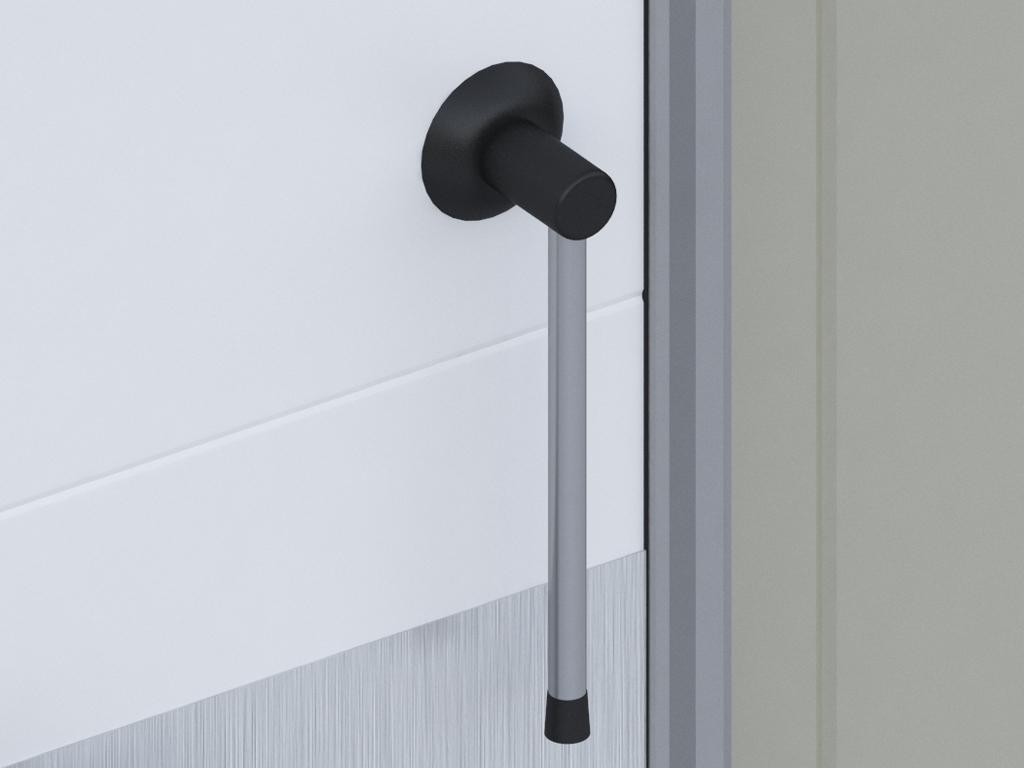 Дверь откатная DoorHan для охлаждаемых помещений серии IsoDoor IDS1