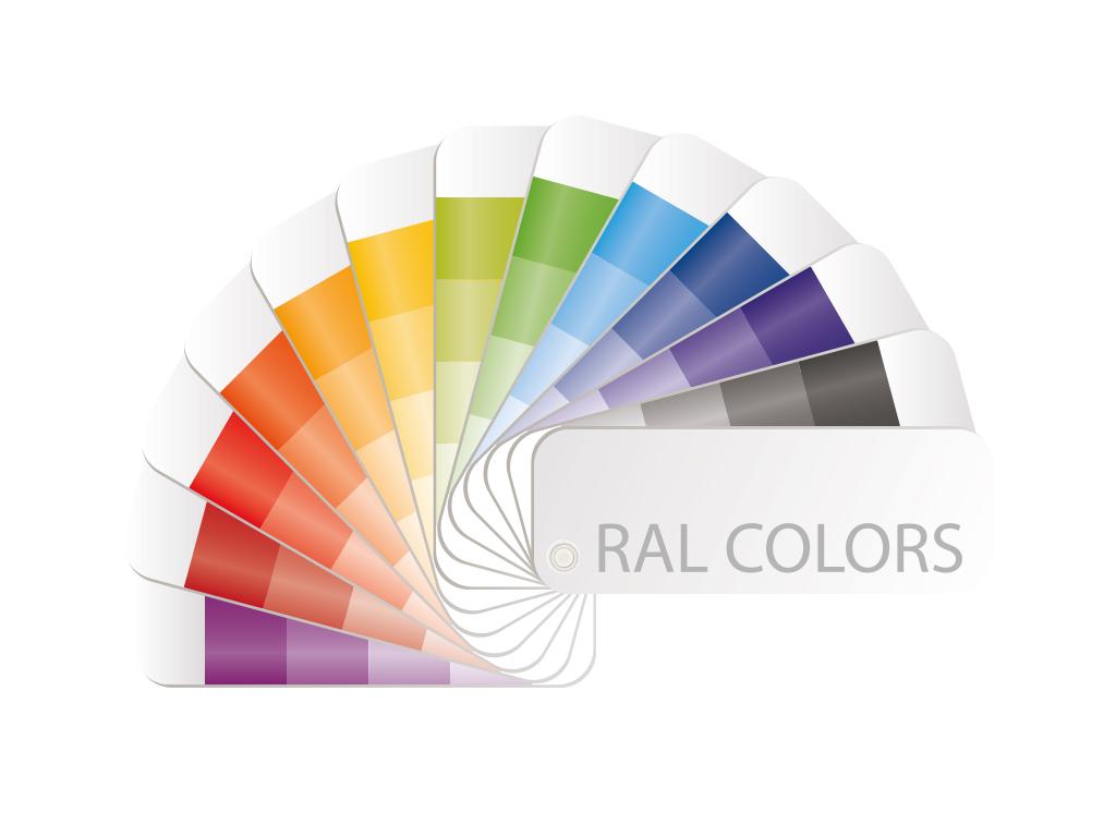 Нестандартный цвет по карте RAL