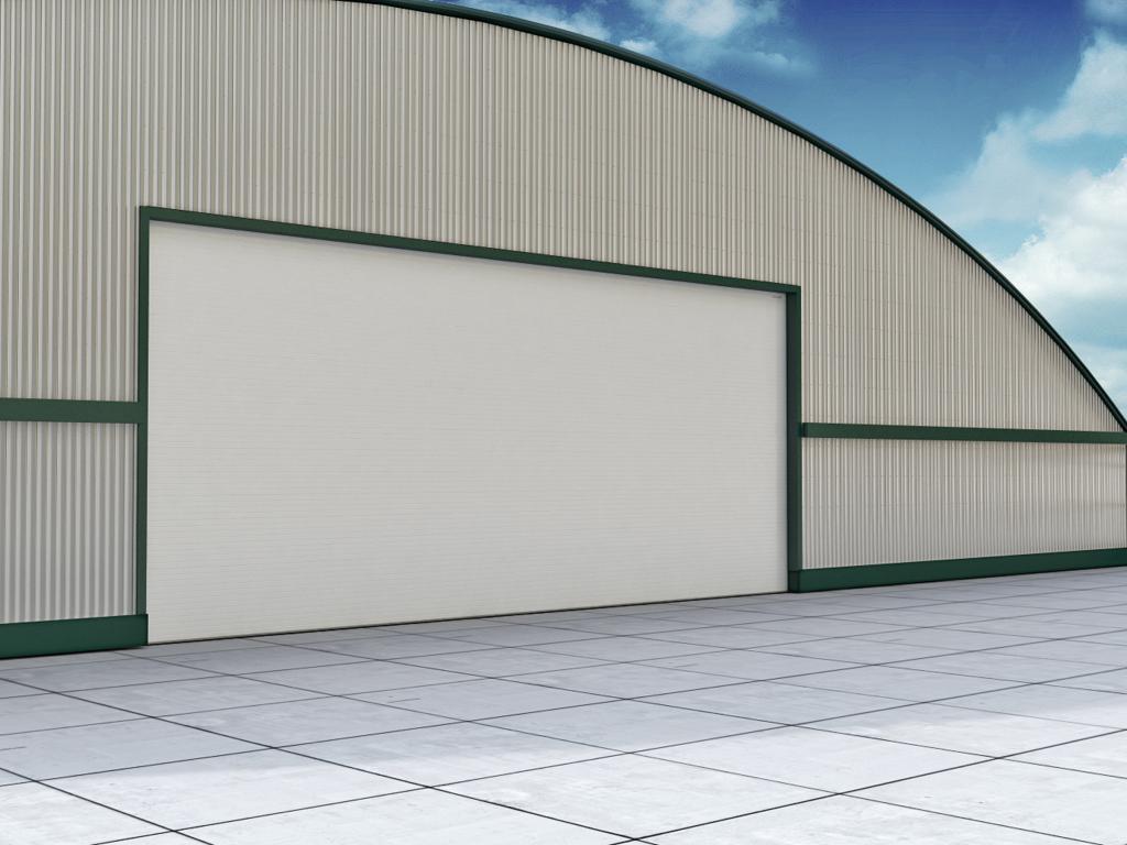 Ангары и гаражи для спецтехники