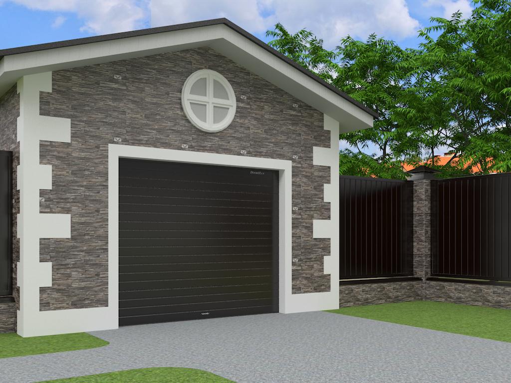 Частное строительство - подсобные помещения