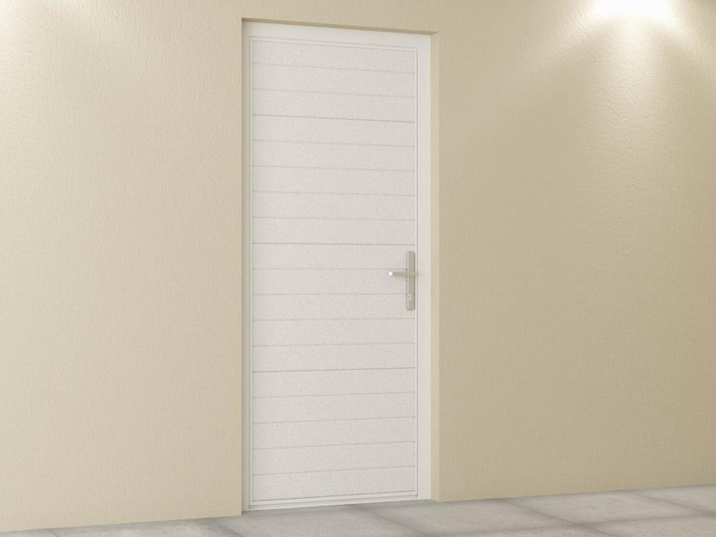 Внутренняя сторона гаражной двери