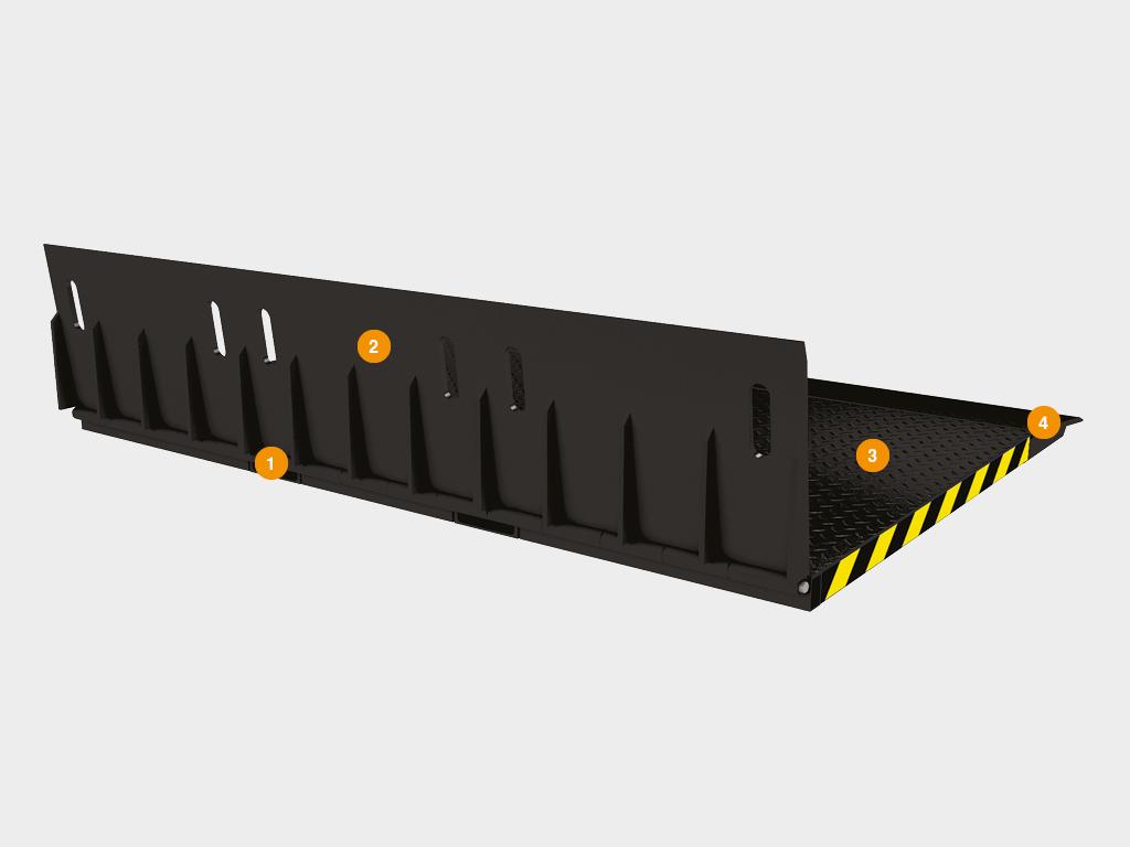 Мост переносной DoorHan серии МТ